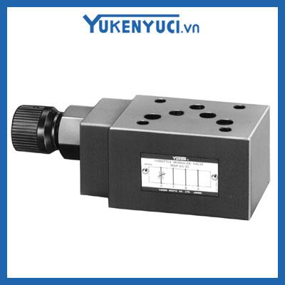 van chỉnh lưu lượng modular yuci yuken msp-03-30