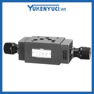 van chỉnh lưu lượng một chiều yuci yuken ms-01