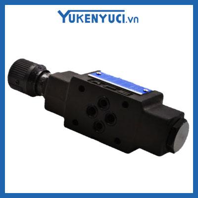 van chỉnh lưu lượng một chiều yuci yuken msa-01