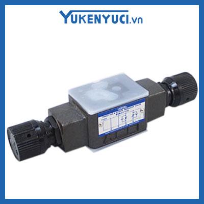 van chỉnh lưu lượng một chiều yuci yuken msw-01 2
