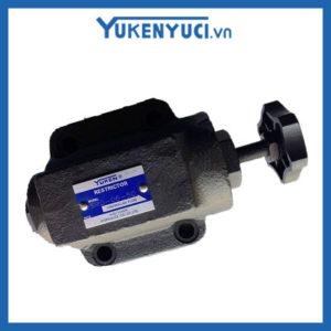 van chỉnh lưu lượng yuci yuken srg-06