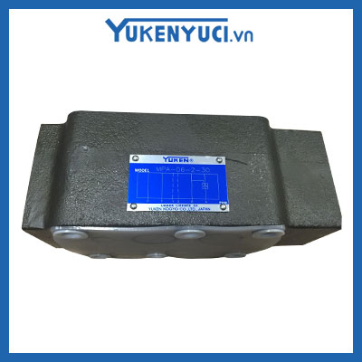 van chống lún modular yuci yuken mp-06 4